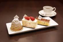 NAGOMIZA特製ケーキセット